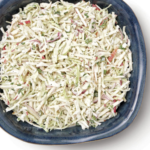 Poppyseed Apple Slaw