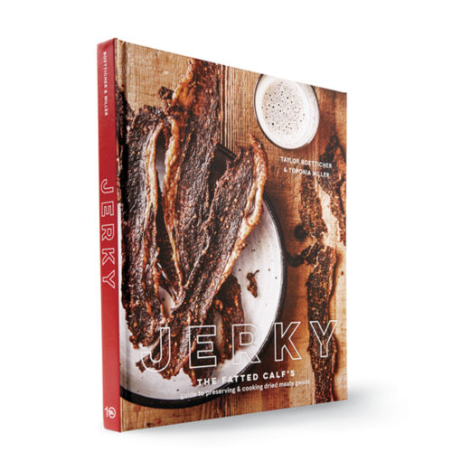 Jerky cookbook