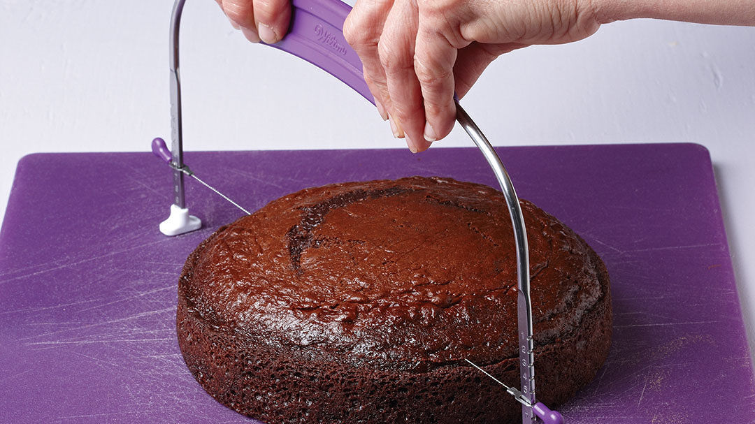 Great Finds: Wilton Cake Leveler - Product - FineCooking