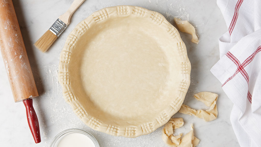 How to Make Perfect Piecrust Every Time