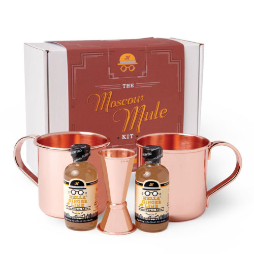 Hella Cocktail Moscow Mule Kit