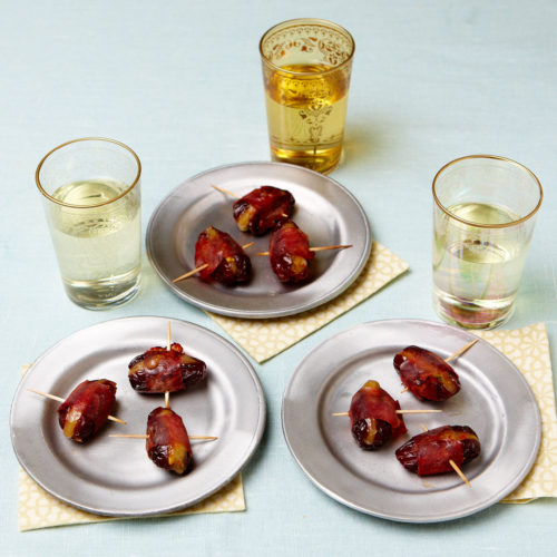 Capicola-Wrapped Dates