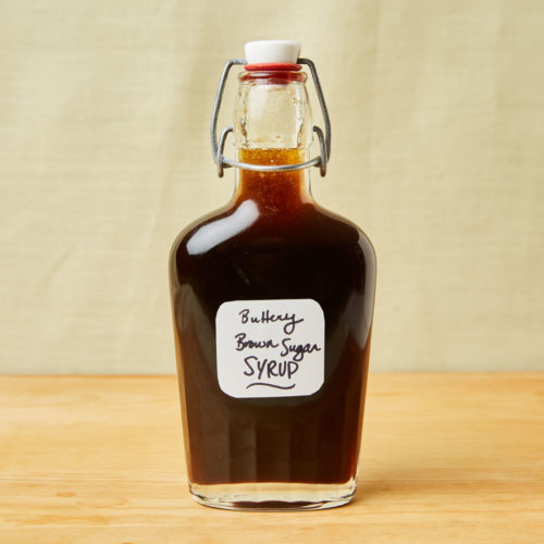 Buttery Brown Sugar Syrup
