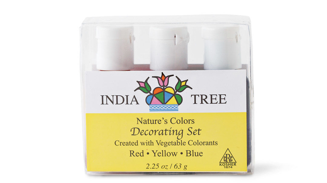 India Tree Natural Food Coloring - Product - FineCooking