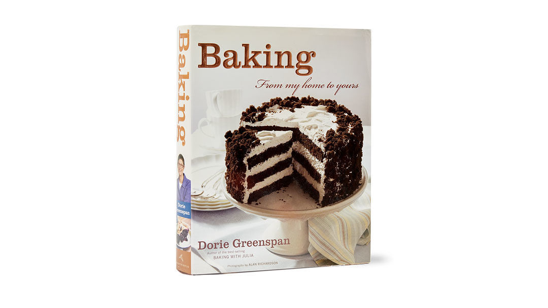 Book Review: Baking, From My Home To Yours
