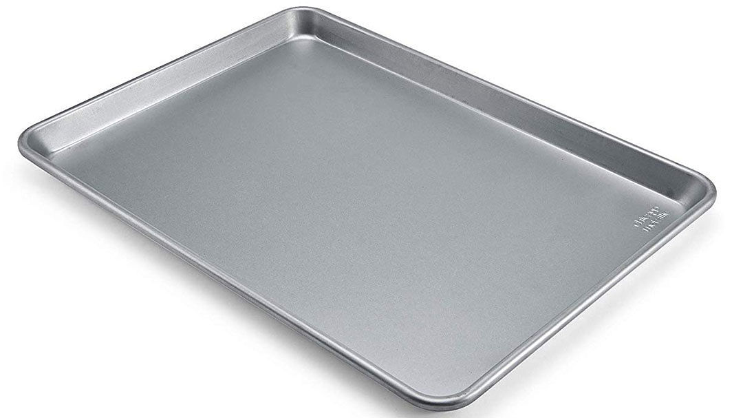 Chicago Metallic Rimmed Baking Sheet Product Finecooking