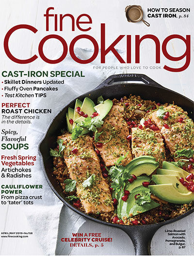 Fine Cooking Magazine - April/May 2019