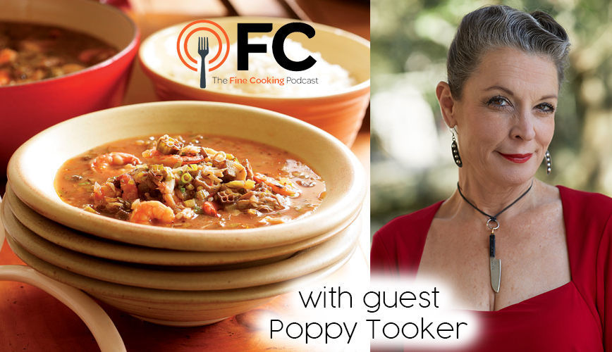 Podcast Episode 6: The Dish on New Orleans Food with Poppy Tooker