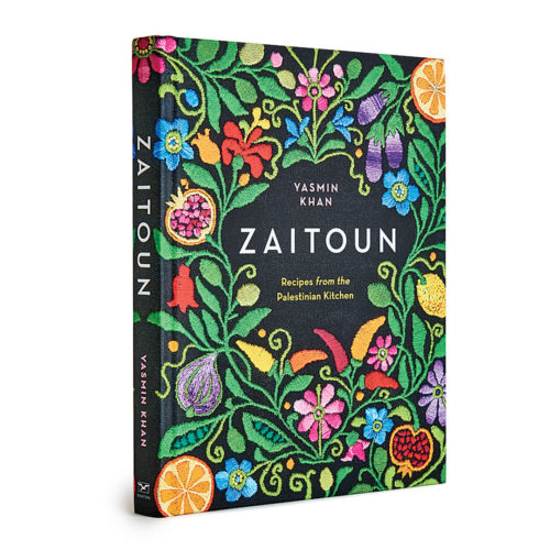 Zaitoun cookbook