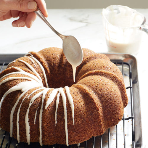 brown butter bundt cake