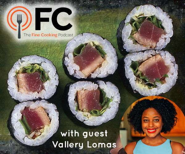 Episode 7: Project Cooking with Vallery Lomas