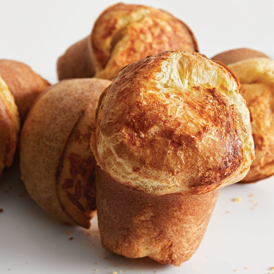 Gruyere Popovers Recipe Finecooking