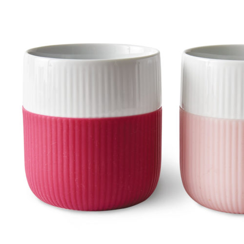 Royal Copenhagen Contrast mugs