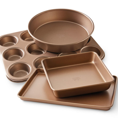 Chicago Metallic Bronze Bakeware