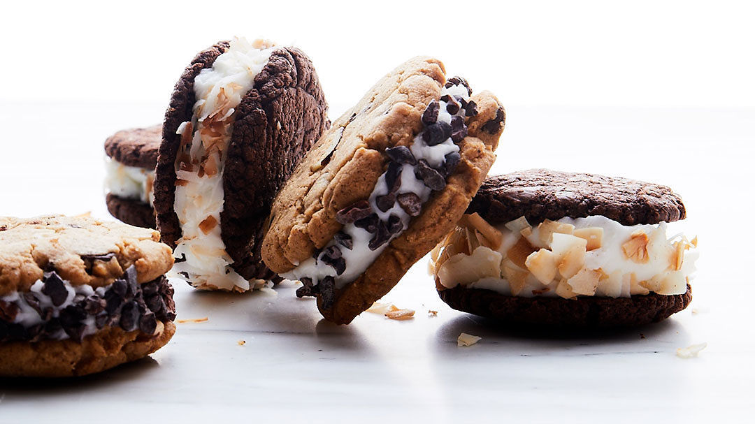 Cookies and Cream: The Infinite Variety of Ice Cream Sandwiches