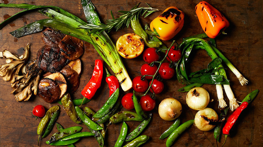 Sure Fire: How to Grill Every Vegetable Under The Summer Sun