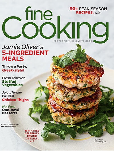 Fine Cooking Magazine - August/September 2019