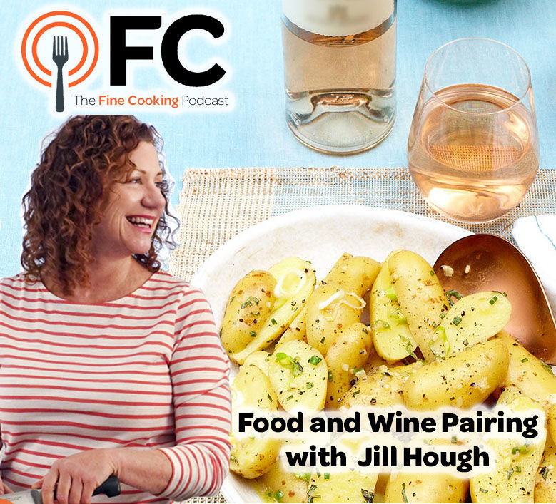 Podcast Episode 14: Food and Wine Pairing with Jill Hough