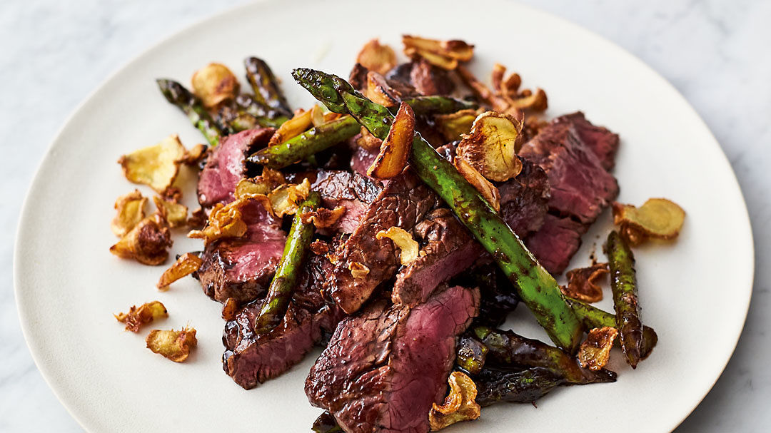 Quick Steak Stir Fry Recipe Finecooking