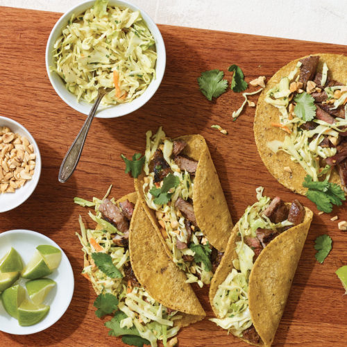 Curried Short Rib Tacos