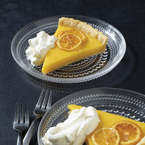 roasted lemon tart