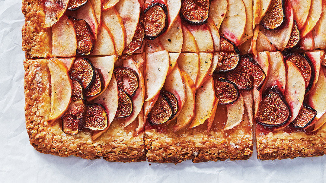 French Apple And Fig Tart Recipe Finecooking