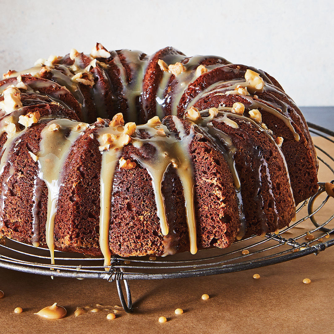 Coffee Crème Bundt Cake - Recipe - FineCooking