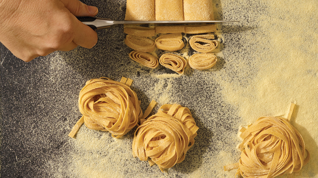 How To Make Whole-Grain Pasta From Scratch