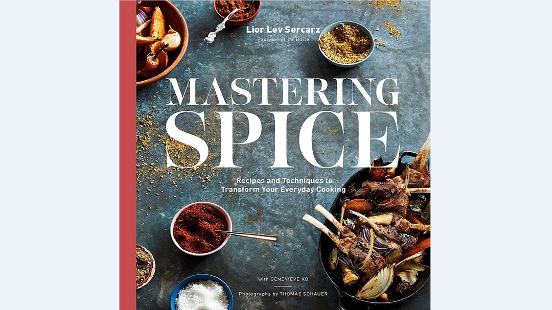 Book Review: Mastering Spice