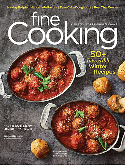 Fine Cooking Magazine - February/March 2020