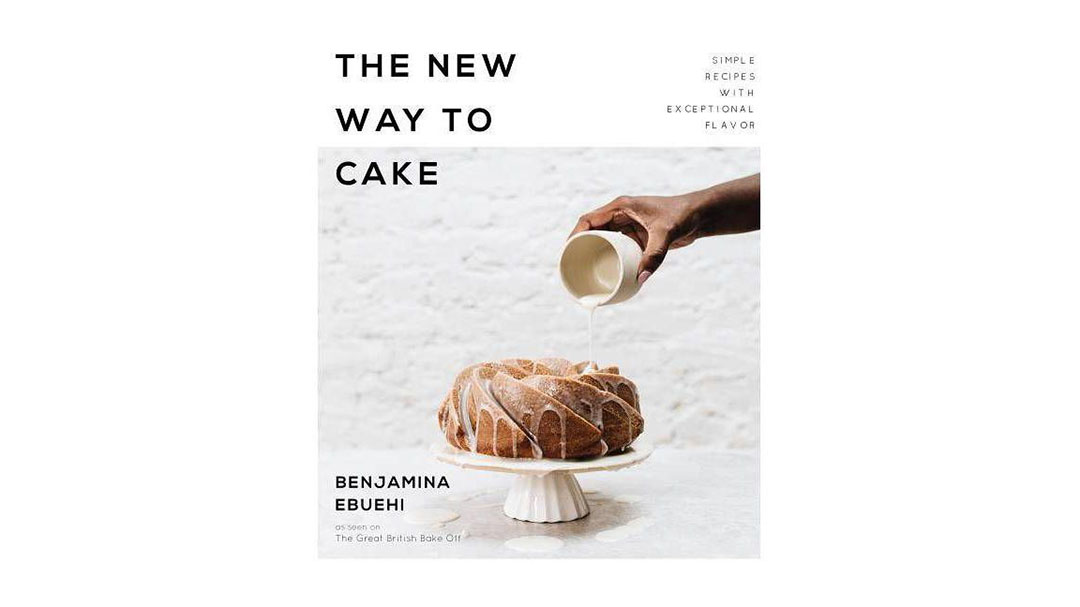 Book Review: The New Way to Cake