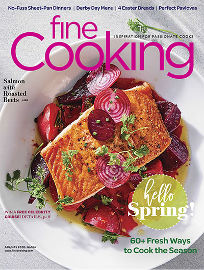 Fine Cooking Magazine - April/May 2020