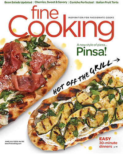 Fine Cooking Magazine - June/July 2020