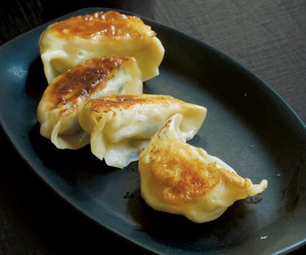 Video series how to make chinese dumplings finecooking chinese egg and scallion dumplings forumfinder Image collections