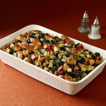 Midwestern Bread Stuffing