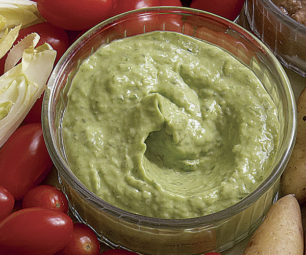 Delicious Easy Dips: Skinny Dipping: Delicious, Good-For-You Dips Take