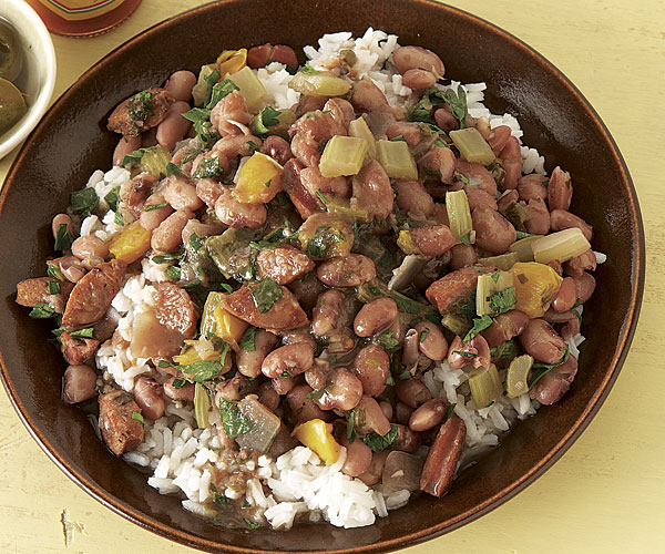 New orleans style anasazi beans and rice recipe finecooking new orleans style anasazi beans and rice forumfinder Images