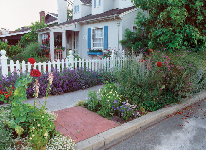 front-yard gardens