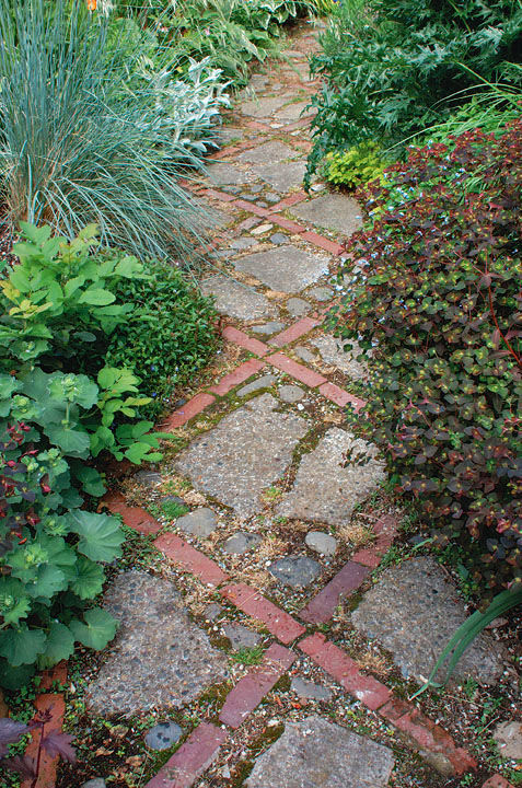 Pave The Way Creatively Finegardening