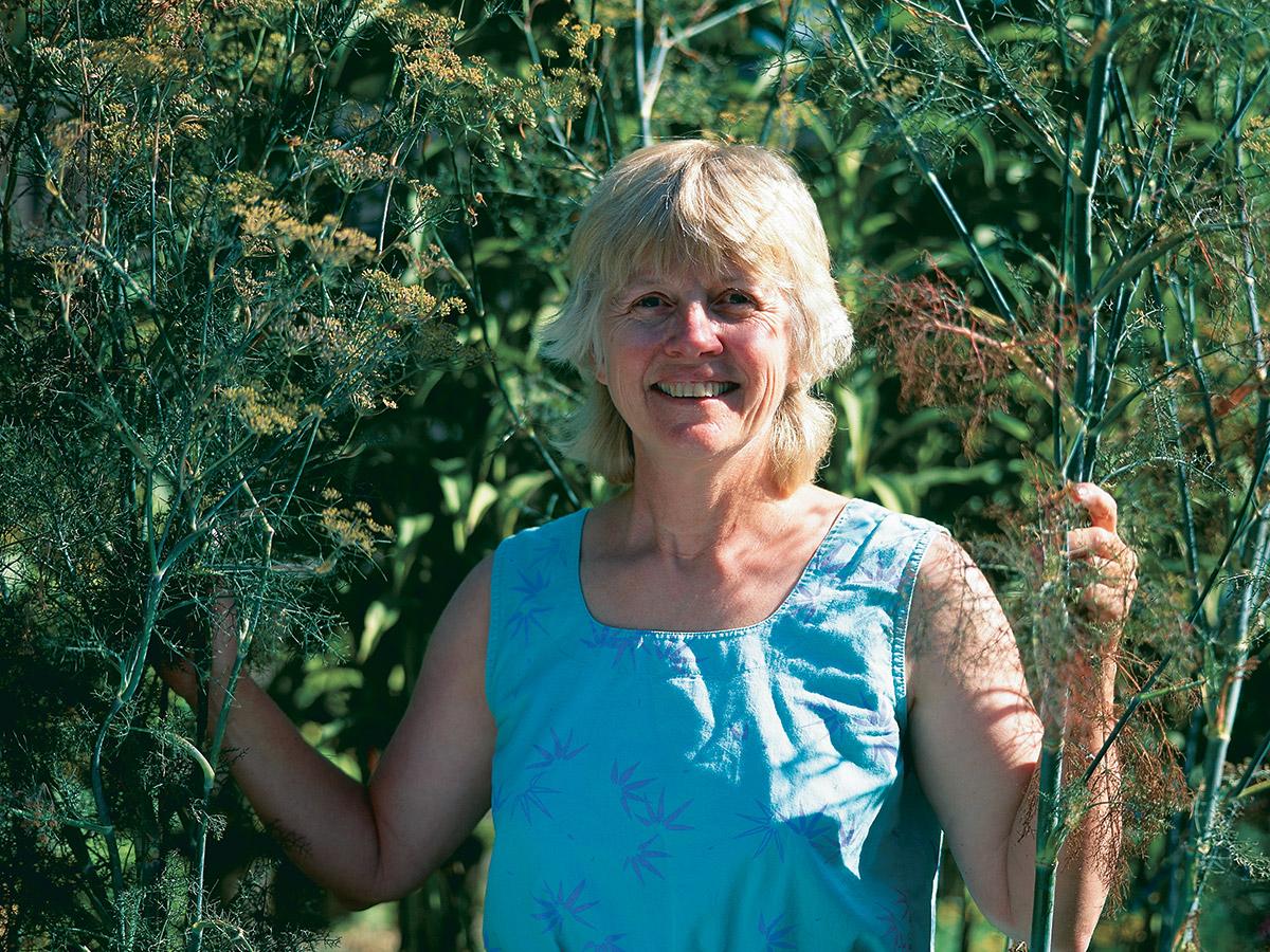 Margaret Eldred