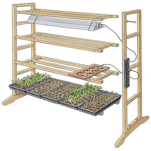 Tiered Growing Stand