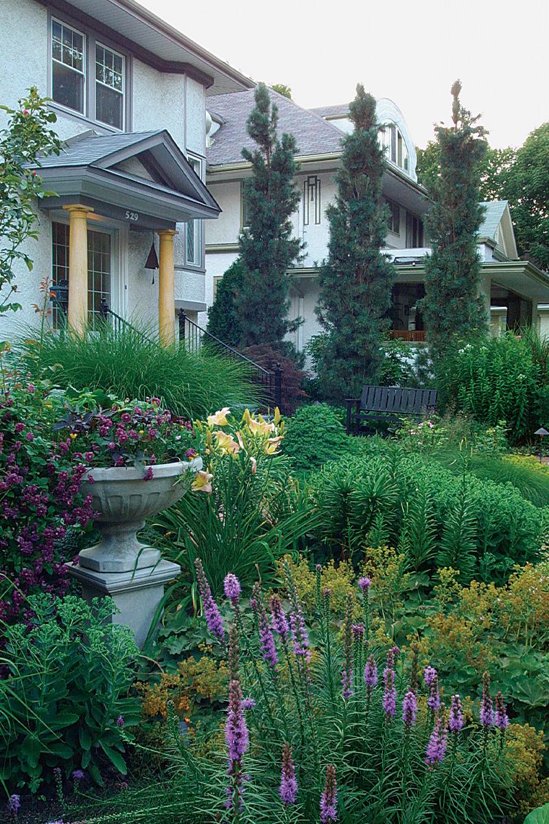 Four Ideas For Screening A Yard Finegardening