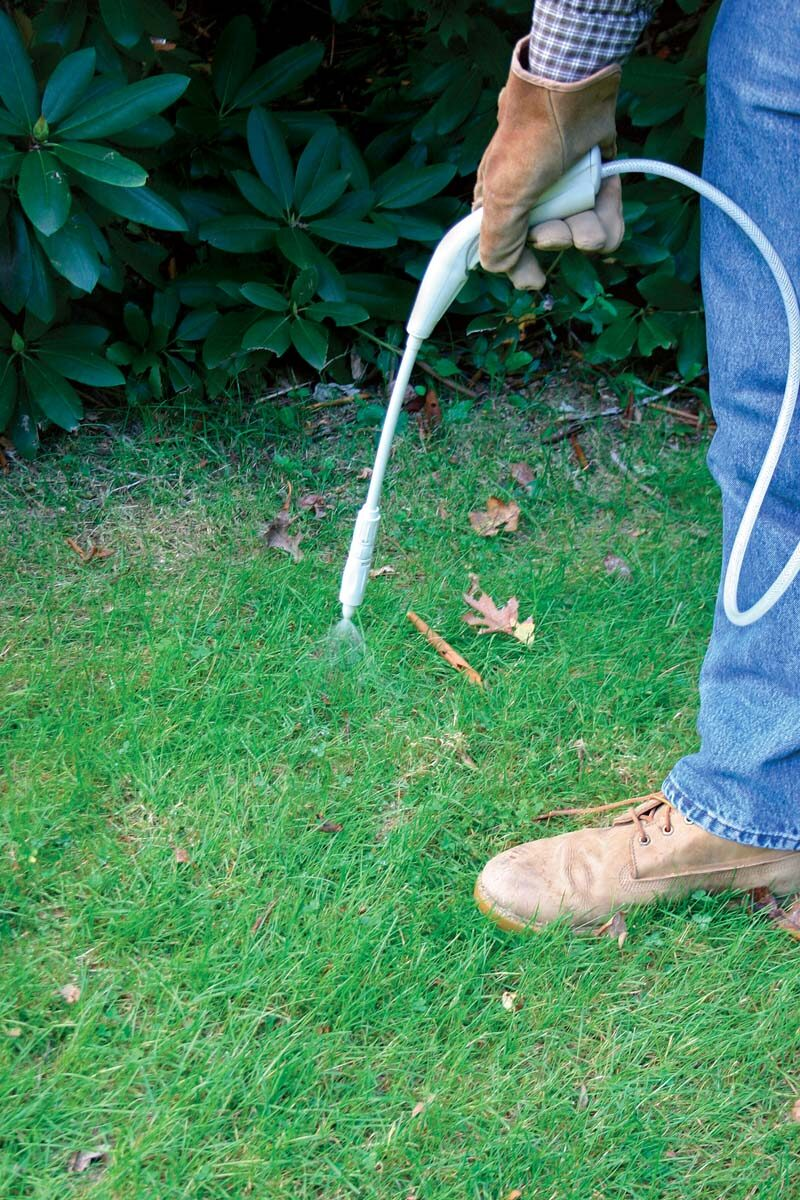 Herbicides kill grass quickly, but it's often unclear what else they do in the soil.