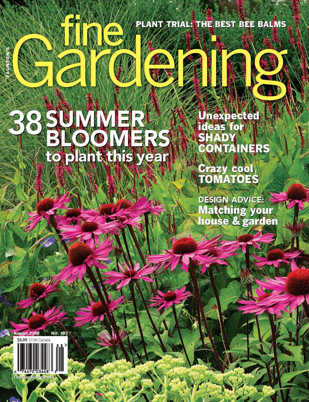 Fine Gardening Issue #182