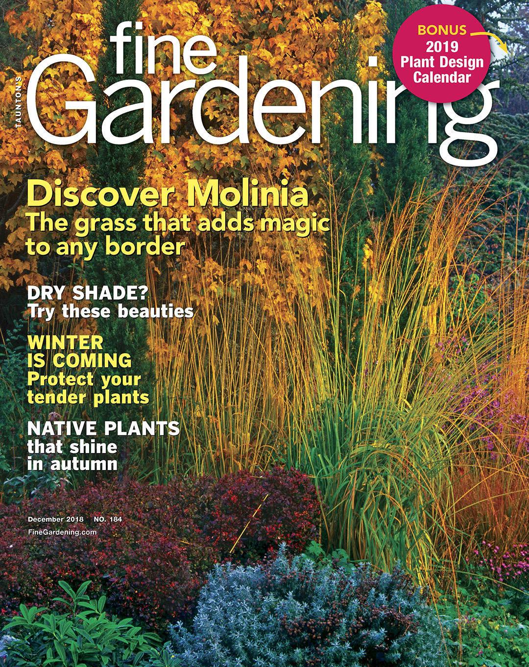 Fine Gardening Issue #184