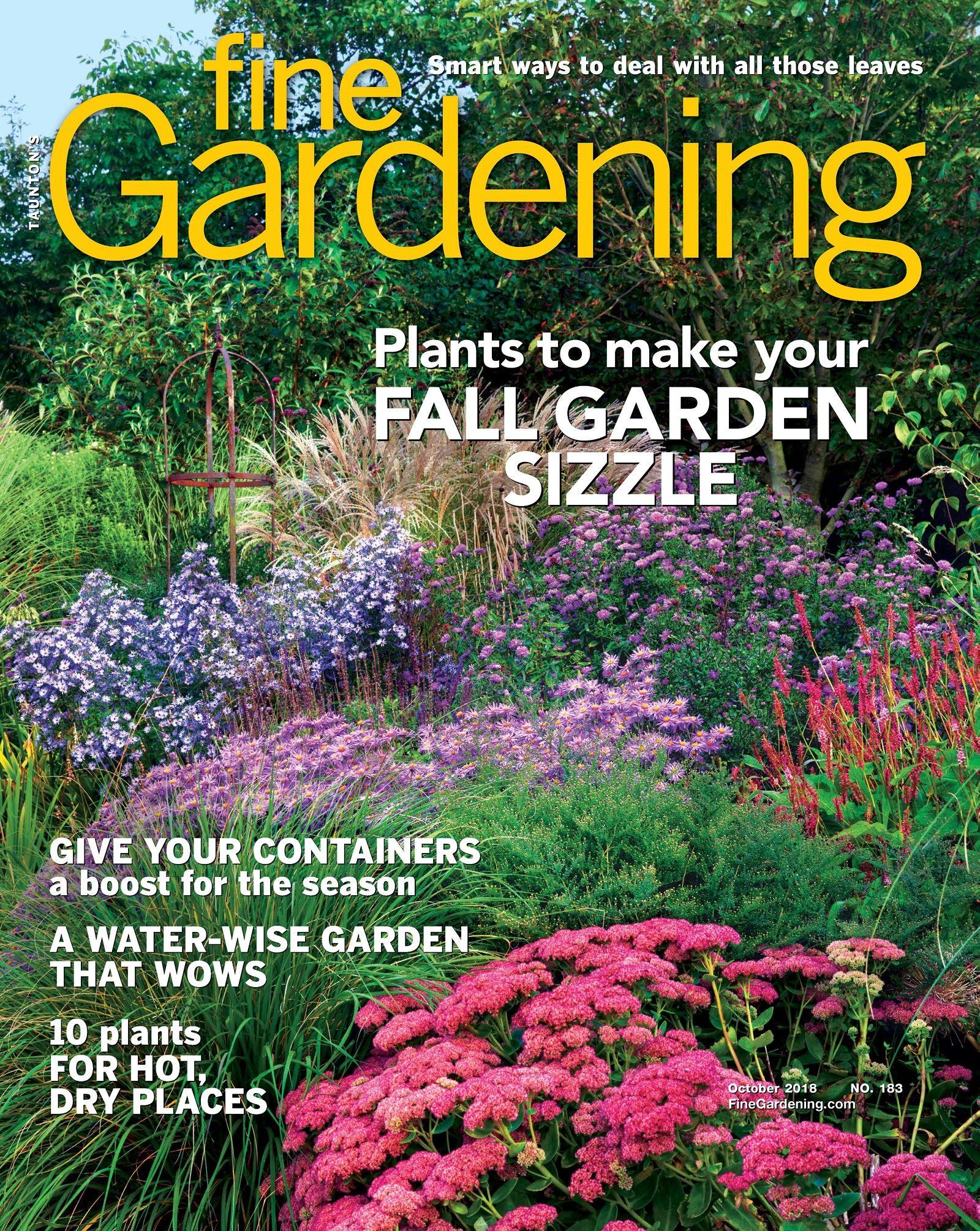 Fine Gardening Issue #183