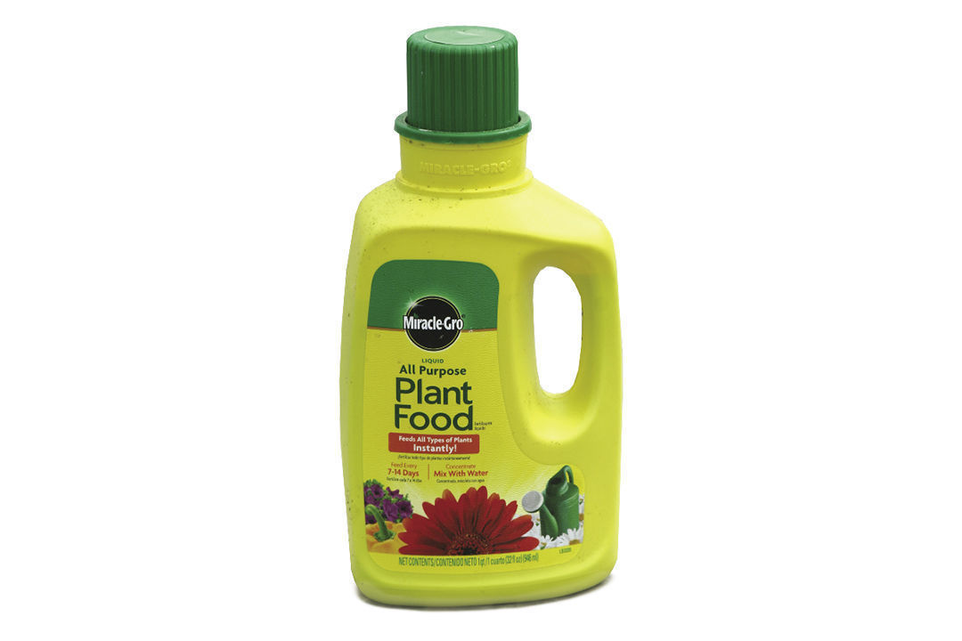 plant food miracle gro