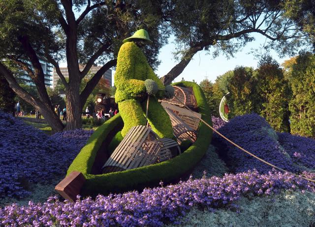 A 3D Celetion of Garden Art in Canada - FineGardening