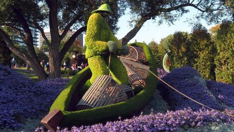 A 3d Celebration Of Garden Art In Canada Finegardening