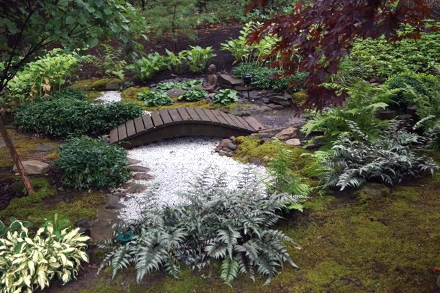 Beautiful Japanese Inspired Garden